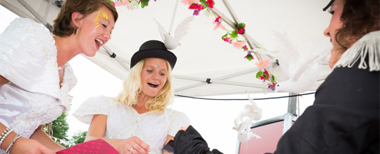Fancy getting married for a day? You can at Edelwise Festival!